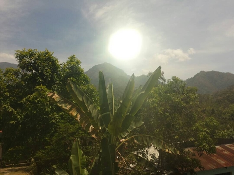 View from Manufahi