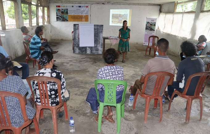In Timor-Leste, over 268,000 women and girls benefited from EU-UN Spotlight Initiative in one year, concludes National Steering Committee
