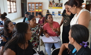 Maternal Death Verbal Autopsy orientation in Maliana